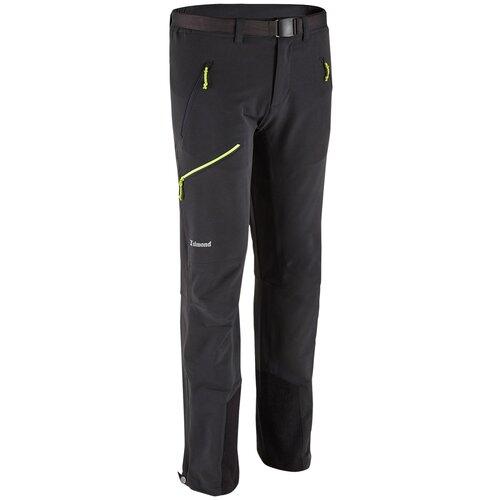 Мужские брюки для альпинизма ALPINISM LIGHT, размер: 48, цвет: Угольный Серый SIMOND Х Декатлон
