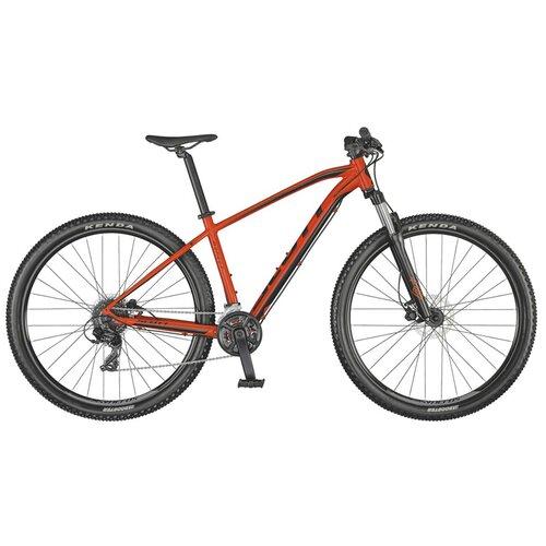 велосипед горный scott aspect 950 269806 черный бронза размер рамы m Велосипед Scott Aspect 960 (Red S)