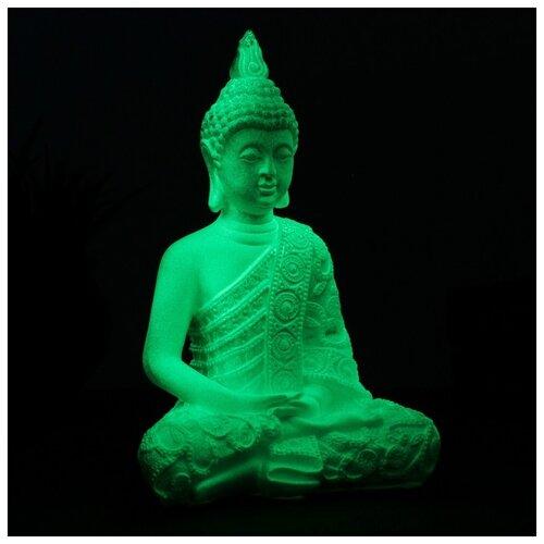 Светящаяся фигура Будда малый 24х16х10см 3691398