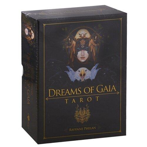 Гадальные карты Blue Angel Publishing Таро Мечты Гайи: Dreams of Gaia Tarot