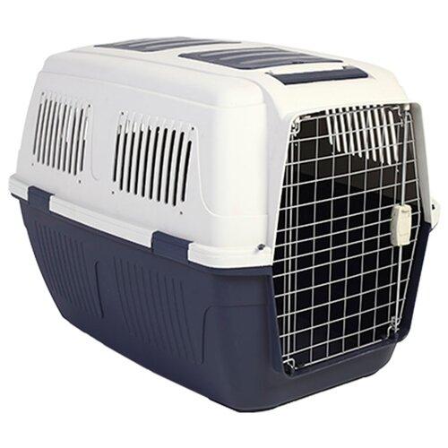 Фото - Клиппер-переноска для собак Triol Standard Giant, бежевый/темно-синий, 102*74*76 см клиппер переноска для собак imac linus cabrio 50х32х34 см розовый