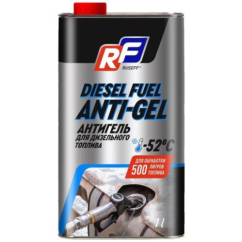 Присадка RUSEFF антигель для грузовых автомобилей 1л