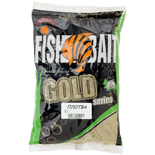 Прикормочная смесь FishBait Gold Плотва 1000 г