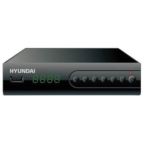 Фото - TV-тюнер Hyundai H-DVB560 антенна hyundai h tai260