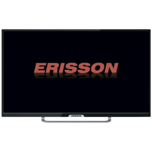Телевизор Erisson 32LES75T2 32 (2018), черный/серебристый телевизор erisson 32lm8030t2 32 черный