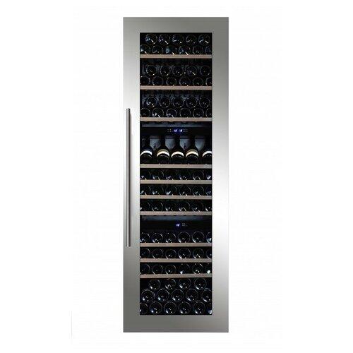 Встраиваемый винный шкаф Dunavox DX-89.246TSS встраиваемый винный шкаф dunavox dx 166 428dbk