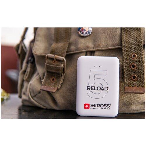 Портативное зарядное устройство RELOAD 5 (портативное зарядное устройство 5 000 мАч)