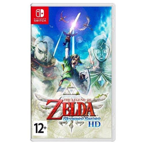 Игра для Nintendo Switch: The Legend of Zelda: Skyward Sword HD