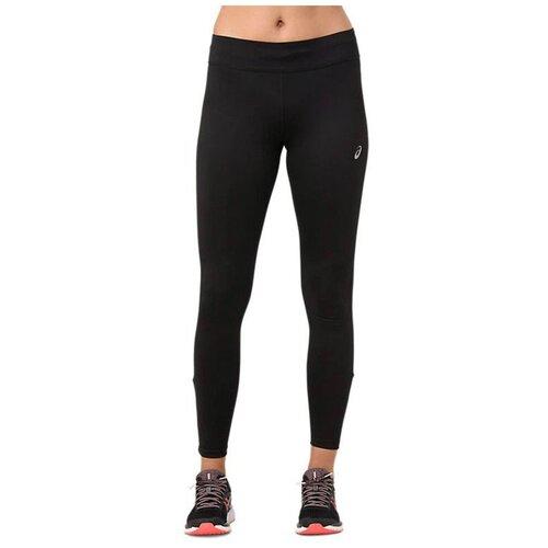 тайтсы женские adidas d2m hr lt cot цвет черный dw9927 размер xs 40 42 Тайтсы женские ASICS 2012A028 001 SILVER TIGHT цвет черный размер XS