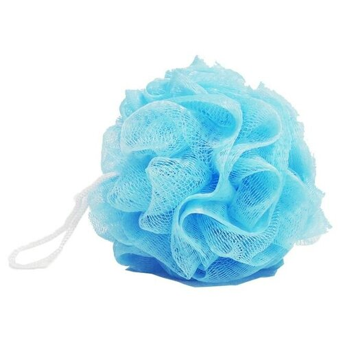 Купить Мочалка Dewal Beauty Мочалка для тела BCS-50 голубой