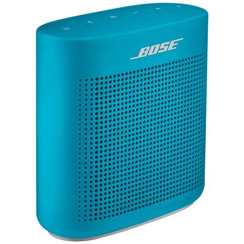 Портативная акустика Bose SoundLink Color II, aquatic blue
