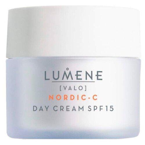 Купить Lumene Valo Nordic-C Day Cream SPF 15 Vitamin C Дневной крем для лица, 50 мл
