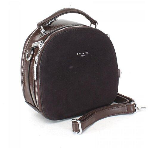 Женская сумка-тоут экокожа(искусственная кожа) + натуральная замша Kenguluna 532773