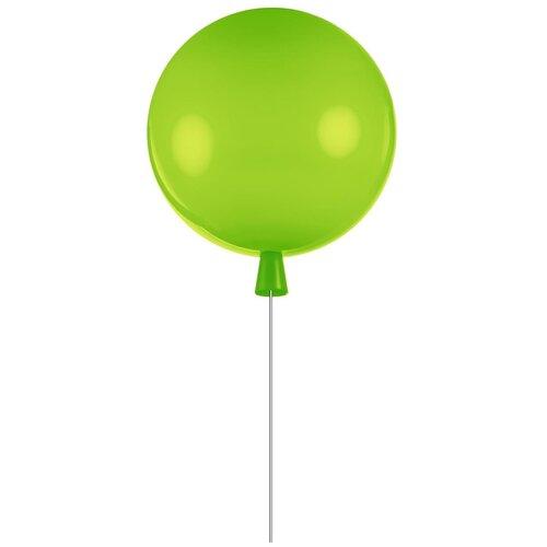 Светильник потолочный Loft it Memory 5055C/S green E27 13W