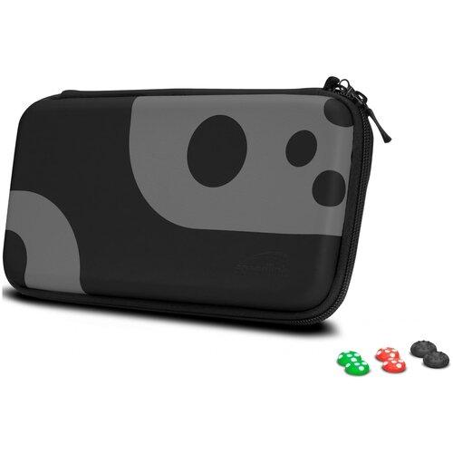 SPEEDLINK Набор аксессуаров CADDY & STIX PROTECT & CONTROL KIT для Nintendo Switch (SL-330200) черный/серый cutie stix дополнительный набор стиков для мастерской украшений 33100