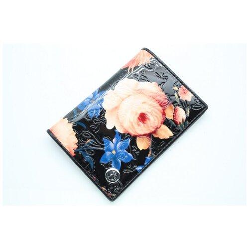 Женская кожаная обложка для паспорта Sergio Valentini СВ 3274-005/1