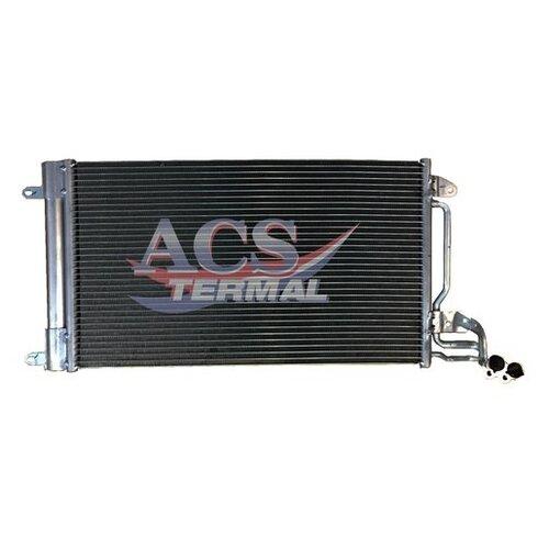 Автозапчасть/Радиатор кондиционера (Производитель: Termal 1040093X)