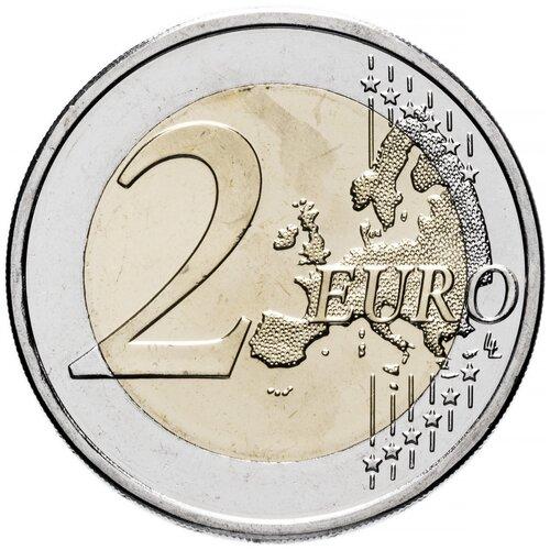 Монета Банк Финляндии Национальные пейзажи Финляндии - Коли 2 евро 2018 года