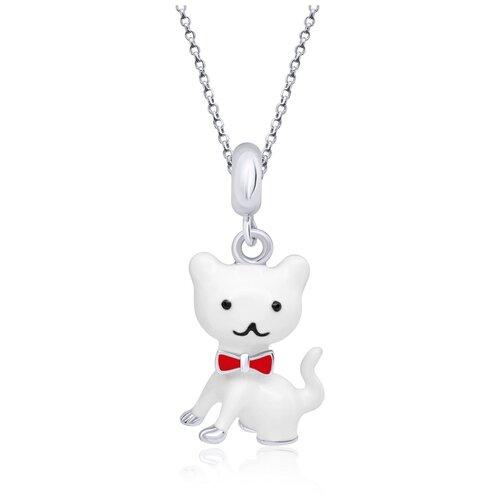 UMa & UMi Детский серебряный кулон подвеска Котик UMI Pets 319555900603