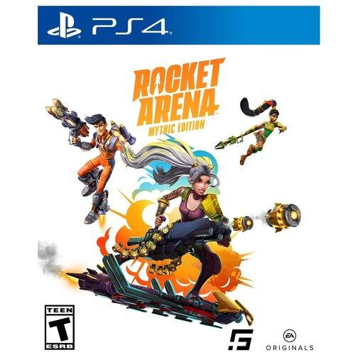 Игра для PlayStation 4 Rocket Arena. Mythic Edition русские субтитры