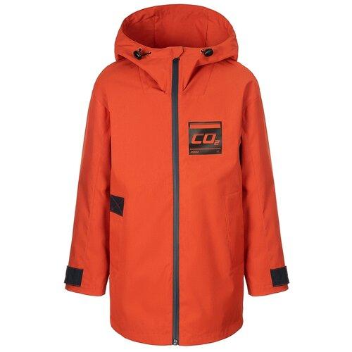 Купить OCSS21JK1T013 Куртка (ветровка) д/мал. Кевин 11-12 л размер 152-76-69 цвет рыжий, Oldos, Куртки и пуховики