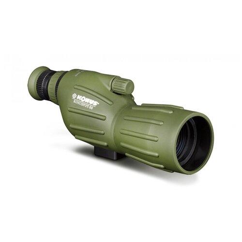 Фото - Зрительная труба KONUS Konuspot-50 15-40x50 ZOOM зелeный набор микропрепаратов konus 15 размножение беспозвоночных