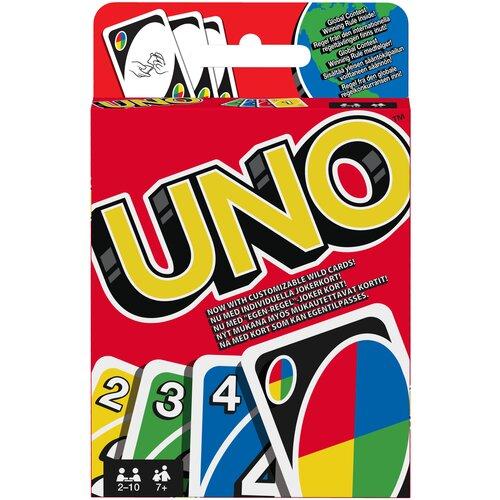 Фото - Настольная игра Mattel Uno BGY49 настольная игра уно дисплей uno