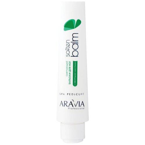 ARAVIA Professional Бальзам для ног с эфирными маслами Soften 100 мл