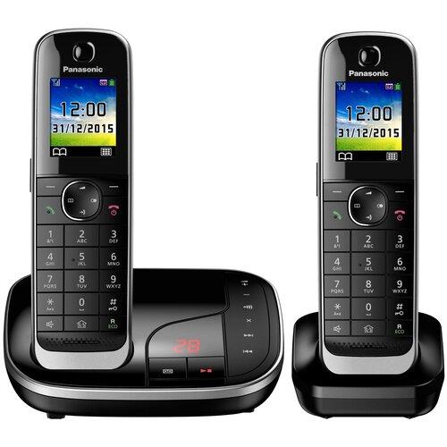 Радиотелефон Panasonic KX-TGJ322 черный
