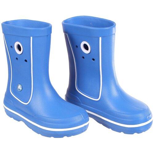 Сапоги Crocs размер 23-24(С6/C7), синий