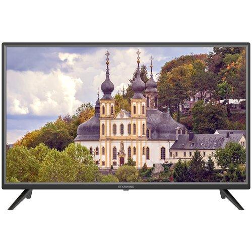 Фото - Телевизор STARWIND SW-LED32SA303 32, черный starwind sw led32sa303 32 черный