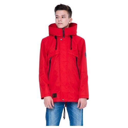 Ветровка Talvi 99340 размер 170/84, красный платье oodji ultra цвет красный белый 14001071 13 46148 4512s размер xs 42 170