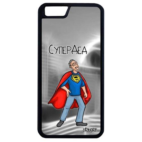 Чехол для Айфона 6 6S Plus уникальный дизайн Супердед Дедуля Шутка
