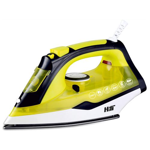 Утюг HiTT HT-5107 желтый/черный