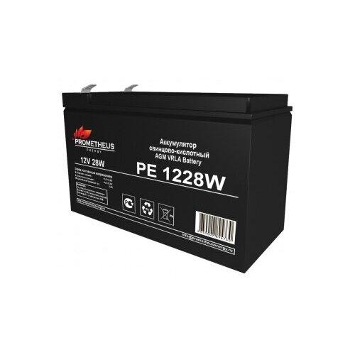 Аккумуляторная батарея Prometheus energy PE 1228 W 7Ah