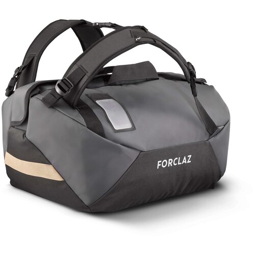 Сумка-баул DUFFEL 100 BASIC 50 л FORCLAZ X Декатлон red fox баул на колесах roller duffel 100 4400 янтарь ss17