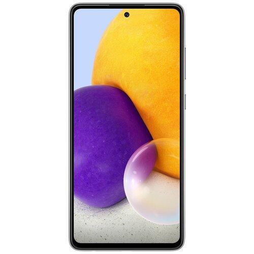 Смартфон Samsung Galaxy A72 6/128GB, черный