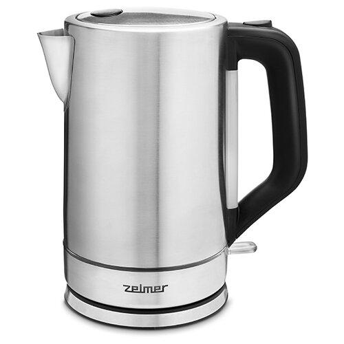 Чайник Zelmer ZCK7920, серебристый