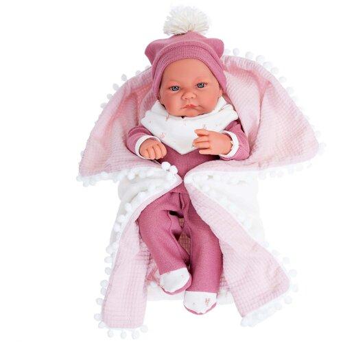 Фото - Кукла Antonio Juan Мия в розовом, 42 см, 5080 кукла antonio juan антония в розовом 40 см 3376p