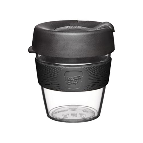 Тамблер KeepCup Original Clear, 0.227 л black