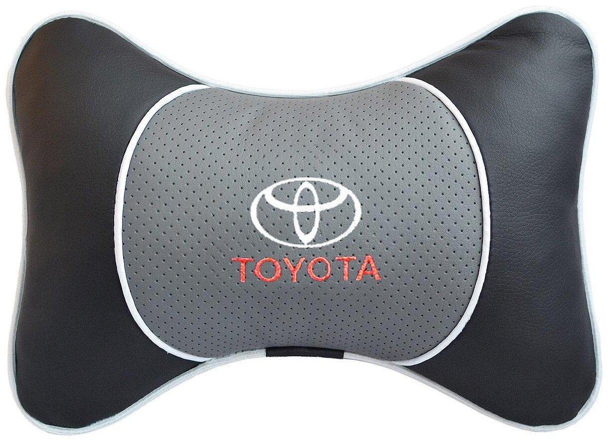 Автомобильная подушка на подголовник Auto Premium KIA