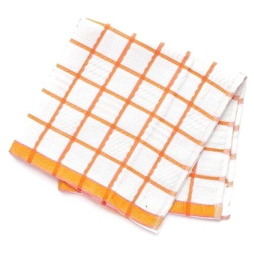 Салфетка CISNE 310314, белый/оранжевый