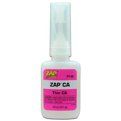 Жидкий цианакрилатный клей ZAP, 14 гр., PACER США, PT-09
