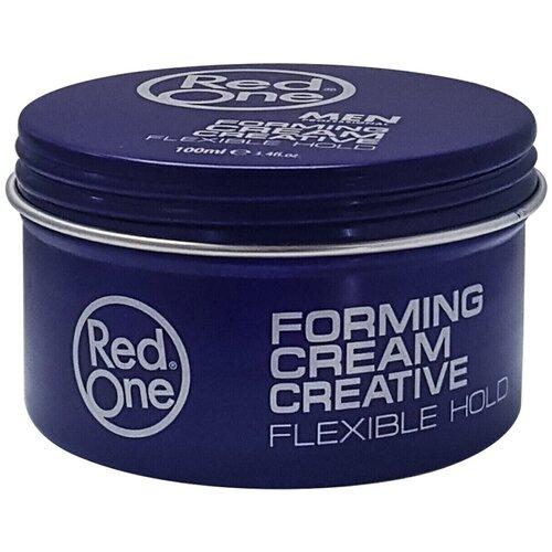 Купить RedOne Формирующий крем для волос подвижной фиксации Forming Cream Creative FLEXIBLE HOLD, 100 мл