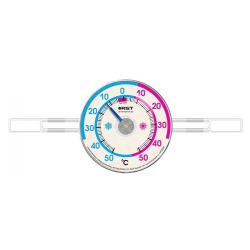 Термометр RST 02097 белый