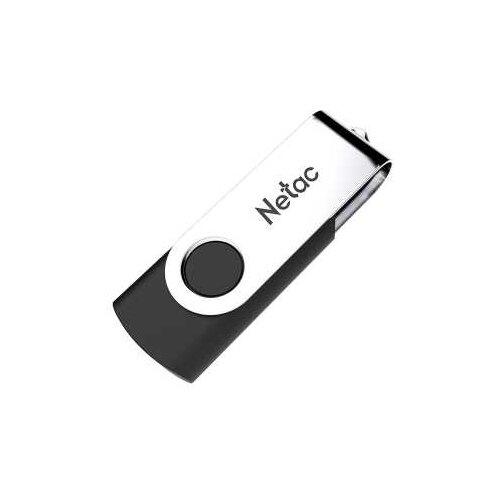 Фото - Флешка Netac U505 16GB, черный флешка netac u336 16gb черный