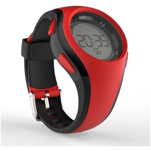 Часы-секундомер для бега W200 M красные KALENJI X Декатлон
