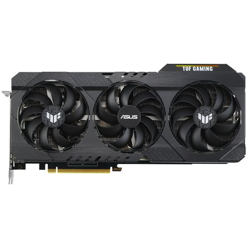 Видеокарта ASUS TUF Gaming GeForce RTX 3060 OC 12GB (TUF-RTX3060-O12G-GAMING) Retail