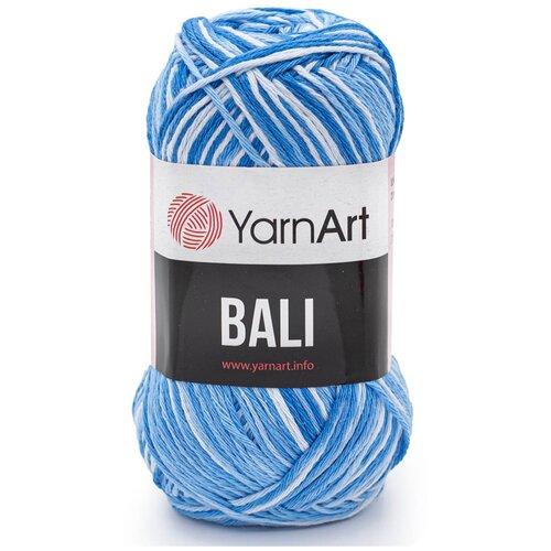 Купить Пряжа YarnArt 'Bali' 100гр 215м (80% хлопок, 20% полиэстер) (2106 секционный), 5 мотков
