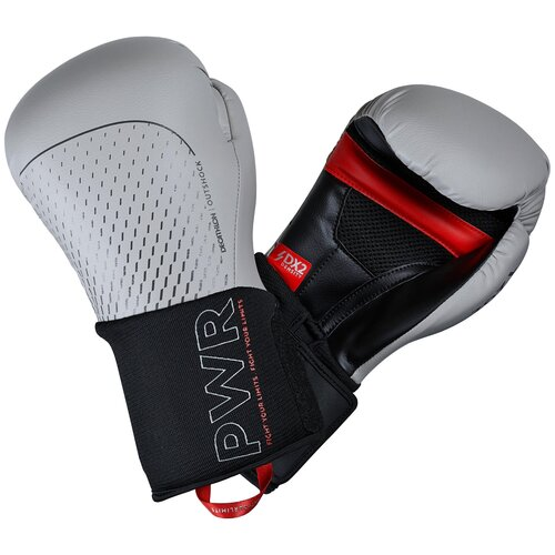 Перчатки боксерские 500 ERGO серые Размер 16 OUTSHOCK X Декатлон Размер 16 OUTSHOCK X Декатлон